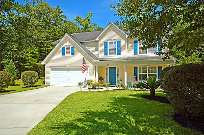 Ladson Single Family Home Contingent: 9483 Falling Embers Lane