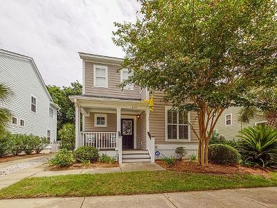 Mount Pleasant Single Family Home For Sale: 1157 Dawn View Terrace