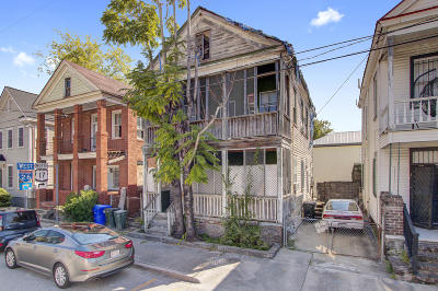 Charleston Single Family Home For Sale: 272 Coming Street