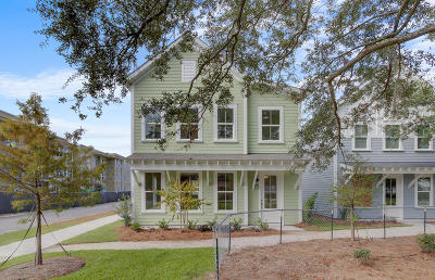 North Charleston Single Family Home For Sale: 4629 Holmes Avenue
