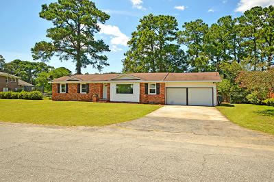 Hanahan Single Family Home Contingent: 1254 Woodside Drive