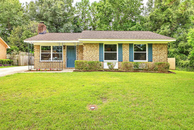 Goose Creek Single Family Home For Sale: 8 Cyprus Court