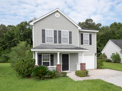 Goose Creek Single Family Home For Sale: 253 Border Road