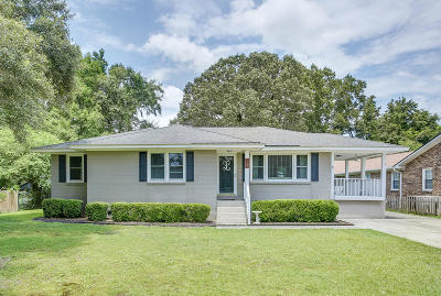 Goose Creek Single Family Home Contingent: 127 Matheny Drive