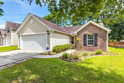 Ladson Single Family Home Contingent: 236 Sweet Alyssum Drive