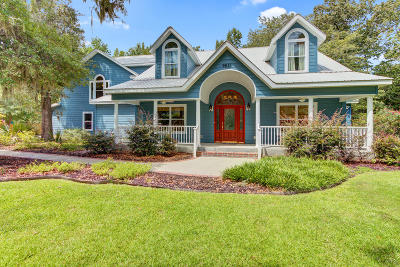 Dorchester County Single Family Home For Sale: 9611 Avenue Of Oaks