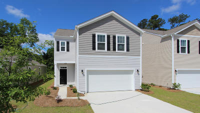 Ladson Single Family Home For Sale: 4906 Paddy Field Way