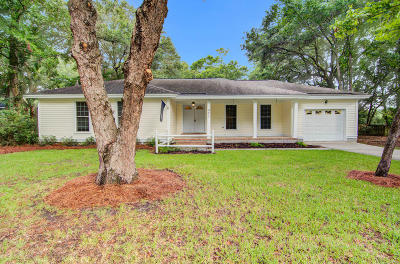Charleston Single Family Home For Sale: 931 Godber Street