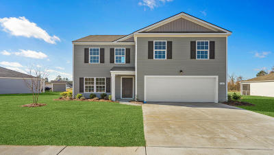 Ladson Single Family Home For Sale: 9650 Brandishing Road