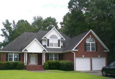 Goose Creek Single Family Home For Sale: 150 Spalding Circle