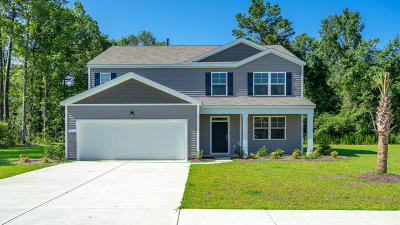 Ladson Single Family Home For Sale: 4907 Commodity Way