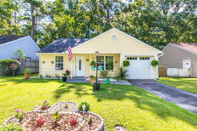 Ladson Single Family Home Contingent: 206 Mickler Dr
