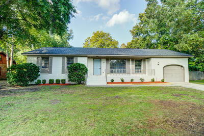 Ladson Single Family Home Contingent: 406 Oxford Road
