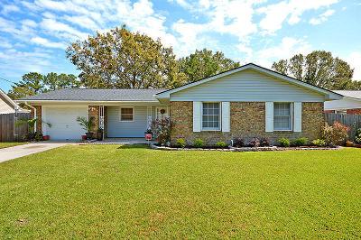 Goose Creek Single Family Home For Sale: 10 Iona Avenue