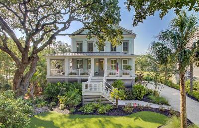 Mount Pleasant Single Family Home Contingent: 4094 Blackmoor Street