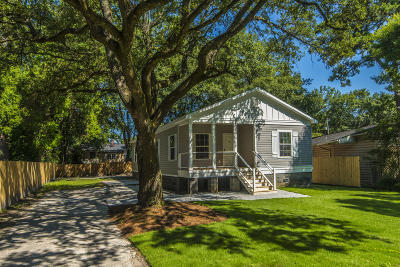 Single Family Home For Sale: 1106 Mount Batten Drive