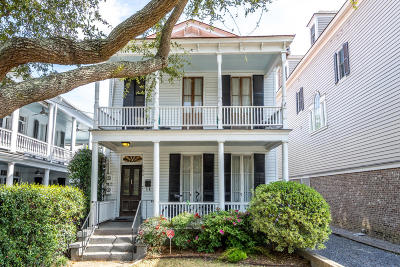 Charleston SC Single Family Home For Sale: $799,000