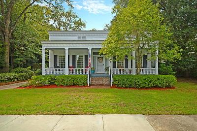 Walterboro Single Family Home For Sale: 238 S Memorial Avenue