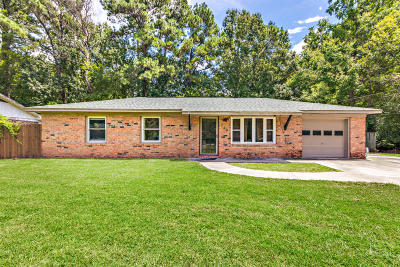 Goose Creek Single Family Home Contingent: 250 Amy Drive