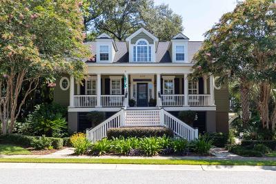 Single Family Home For Sale: 406 Rhett Butler Drive