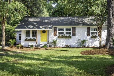 North Charleston Single Family Home Contingent: 5215 E Dolphin Street