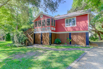 Mount Pleasant Single Family Home Contingent: 1530 Macoma Drive