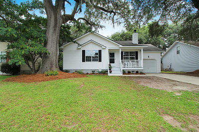 Goose Creek Single Family Home For Sale: 124 Mossy Oaks Avenue
