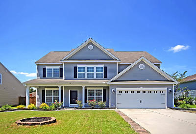 Goose Creek Single Family Home For Sale: 311 Willow Tree Lane