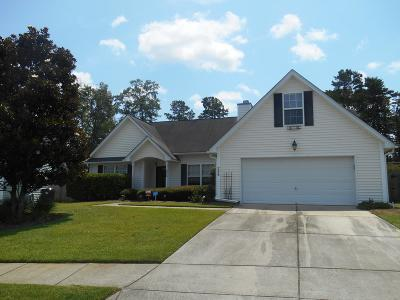 Ladson Single Family Home Contingent: 226 Equinox Circle