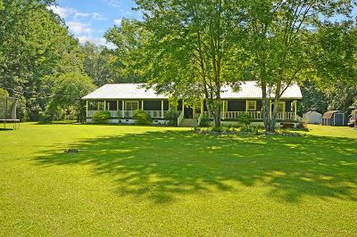 Ridgeville Single Family Home For Sale: 8114 Peirce Road