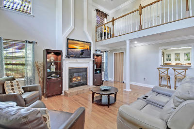 Mount Pleasant Single Family Home For Sale: 918 Mathis Ferry Road