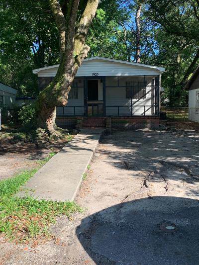 Single Family Home For Sale: 1925 Kerry Street
