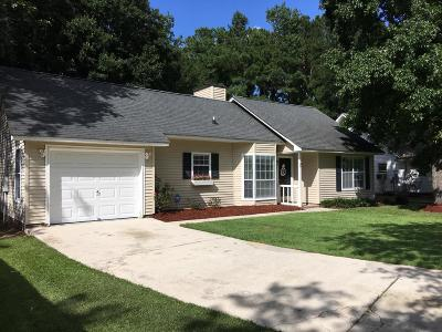 Charleston Single Family Home Contingent: 39 Fieldfare Way