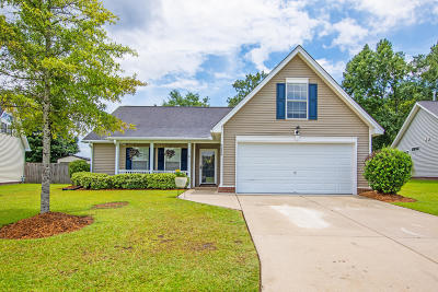 Hanahan Single Family Home Contingent: 7235 Sweetgrass Boulevard