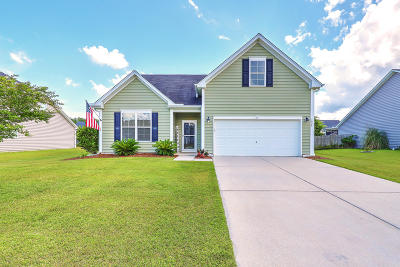 Ridgeville Single Family Home Contingent: 1029 Bridlewood Farms Parkway