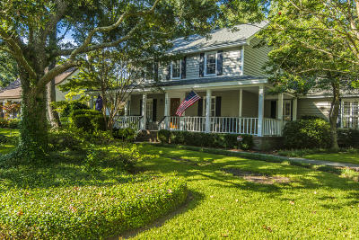 James Island Single Family Home Contingent: 886 Seafarer Way