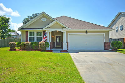 Ladson Single Family Home Contingent: 502 Research Court