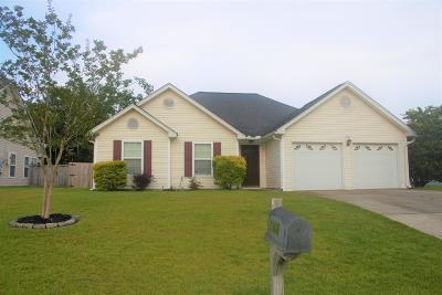 Single Family Home For Sale: 1306 Belle Grove Circle