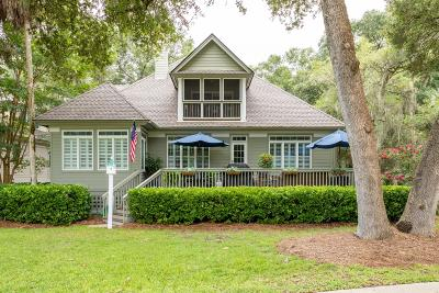 Seabrook Island SC Single Family Home For Sale: $795,000