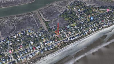 Folly Beach SC Single Family Home For Sale: $495,000