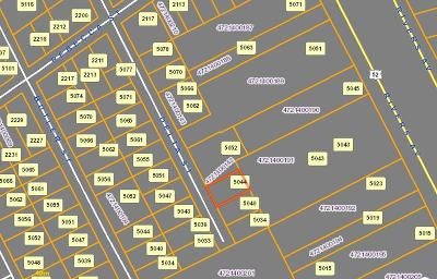 Residential Lots & Land For Sale: 5044 Delta Street