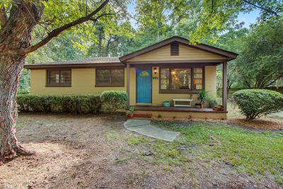 Single Family Home Contingent: 991 Summerall Road
