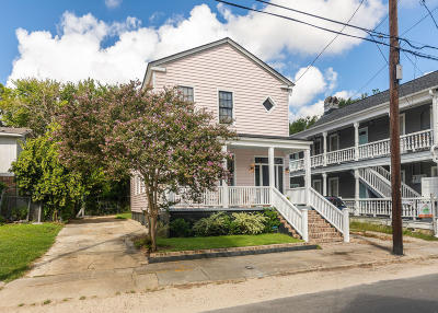 Charleston Single Family Home For Sale: 61 Drake Street
