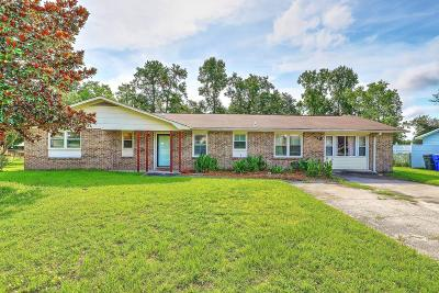 North Charleston Single Family Home For Sale: 4939 Popperdam Creek Drive