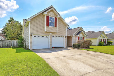 Hanahan Single Family Home Contingent: 1304 Belle Grove Circle