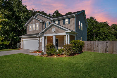 Ladson Single Family Home Contingent: 610 Knowledge Drive