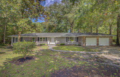Johns Island Single Family Home Contingent: 3377 Walter Drive