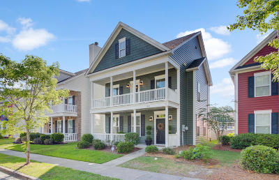 Charleston Single Family Home Contingent: 3018 Dolphin Watch Drive