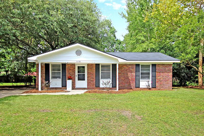 Ladson Single Family Home Contingent: 4438 Donwood Drive