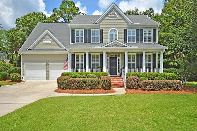 Single Family Home For Sale: 2117 Short Grass Court
